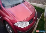 Renault Megane MkII 1.5tdi Estate for Sale