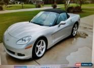 2005 Chevrolet Corvette Base Convertible 2-Door,Leather interior for Sale