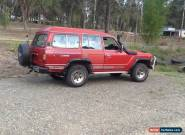 VX Landcruiser 1988 for Sale