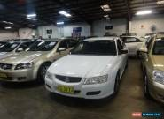 2006 Holden Commodore VZ Executive White Automatic 4sp A Sedan for Sale