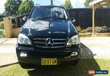 Classic 2003 MERCEDES BENZ ML500 for Sale