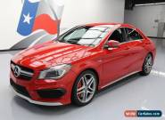 2014 Mercedes-Benz CLA-Class Base Sedan 4-Door for Sale