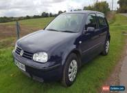 2000 (X) VW Volkswagon Golf 1.4 Petrol for Sale