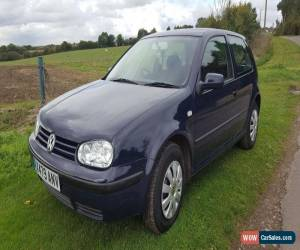 Classic 2000 (X) VW Volkswagon Golf 1.4 Petrol for Sale