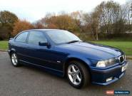 2000 BMW 316i M SPORT COMPACT BLUE for Sale