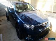 Ford XR6 Turbo 2010 FG Ute ONLY 53,000kms LAST CHANCE for Sale