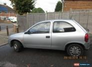 Vauxhall Corsa 1.2 3 door hatchback 1999 for Sale