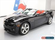 2013 Chevrolet Camaro SS Convertible 2-Door for Sale
