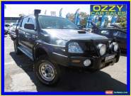 2010 Toyota Hilux KUN26R 09 Upgrade SR (4x4) Grey Manual 5sp M Dual Cab Pick-up for Sale
