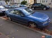 1998 VAUXHALL CALIBRA SE 8 AUTO BLUE for Sale