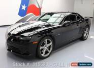 2014 Chevrolet Camaro SS Coupe 2-Door for Sale