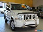 2010 Jeep Cherokee KK MY10 Sport White Automatic 4sp A Wagon for Sale