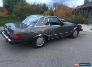 1989 Mercedes-Benz SL-Class 560SL for Sale
