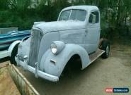 1937 Chevrolet Other Pickups PICKUP for Sale