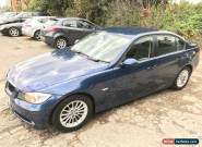 2006/56 BMW 320D ES 6 SPEED,1/2 LEATHER,CLIMATE,ALLOYS,11 SERVICE STAMPS,FULLMOT for Sale