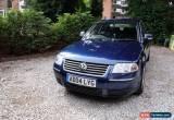 Classic 2004 Volkswagen Passat 2.0 Sport saloon for Sale