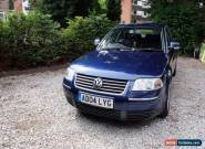 2004 Volkswagen Passat 2.0 Sport saloon for Sale