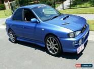 1998 Subaru impreza wrx gc8 for Sale