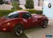 1978 Chevrolet Corvette Base Coupe 2-Door for Sale