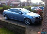 2008 VAUXHALL ASTRA T-TOP SPORT CDTI BLUE for Sale