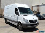 2011 Mercedes-Benz Sprinter NCV3 518CDI Van High Roof LWB 5dr Auto 5sp 3.0DT A for Sale