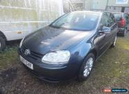 VW Golf Match TDi Mk5 Spares or Repair Non Runner Non Salvage for Sale