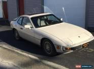 1982 Porsche 924 for Sale