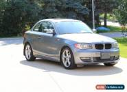 BMW: 1-Series Coupe (2 door) for Sale