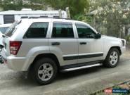 jeep grand cherokee laredo 3L diesel for Sale