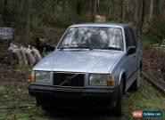 Volvo 740 auto - 1990 - unregistered for Sale
