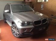 2008 BMW X5  E70 d Wagon 5dr Steptronic 6sp 4x4 3.0D 7 SEATER (DIESEL) for Sale