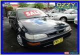 Classic 1998 Toyota Corolla AE102R Conquest Blue Automatic 4sp A Sedan for Sale