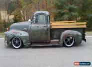 1952 Chevrolet Other Pickups DIESEL PATINA TRUCK  for Sale