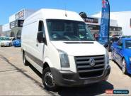 2009 Volkswagen Crafter 2EFI MY09 35 High Roof LWB White Manual M Van for Sale