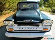 1958 Chevrolet Other Pickups Stepside for Sale