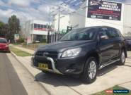 2010 Toyota RAV4 ACA38R CV (2WD) Automatic 4sp A Wagon for Sale