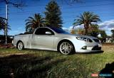 Classic 2009 Ford FG XR6 Turbo Ute 6 Speed Manual  for Sale