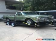 1969 Chevrolet C-10 for Sale