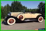 Classic 1930 Cadillac Lasalle for Sale