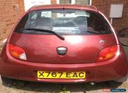 Ford KA 2 2001 Non-Starter Collection Only Spares or Repairs 39002 miles for Sale