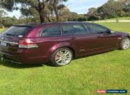 Commodore SSV Z series Wagon  for Sale