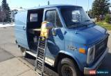 Classic 1987 Chevrolet Express G10 for Sale