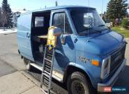 1987 Chevrolet Express G10 for Sale