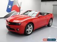 2013 Chevrolet Camaro LT Convertible 2-Door for Sale
