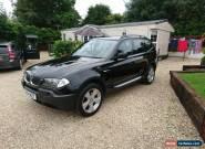 2004 BMW X3, 3.0I SPORT, LPG for Sale