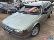 1990 Ford Falcon EAII S Green Automatic 4sp A Wagon for Sale