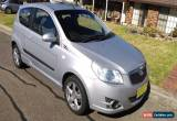 Classic HOLDEN BARINA 09 for Sale