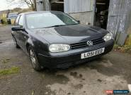 VW Golf Mk4 1.9 tdi 2002 PD 130 6 Speed Manual Box, Spares Repair for Sale