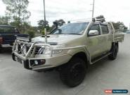 2012 Toyota Hilux KUN26R MY12 SR5 Double Cab Manual 5sp M Utility for Sale