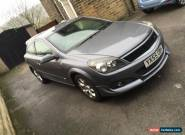 2005 VAUXHALL ASTRA SXI GREY for Sale